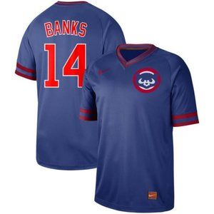 Chicago Cubs Ernie Banks Jersey